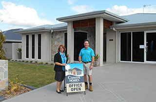 Four new display homes now open at Forest Springs